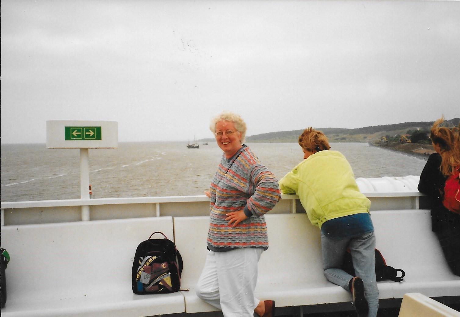 Vlieland ferry
